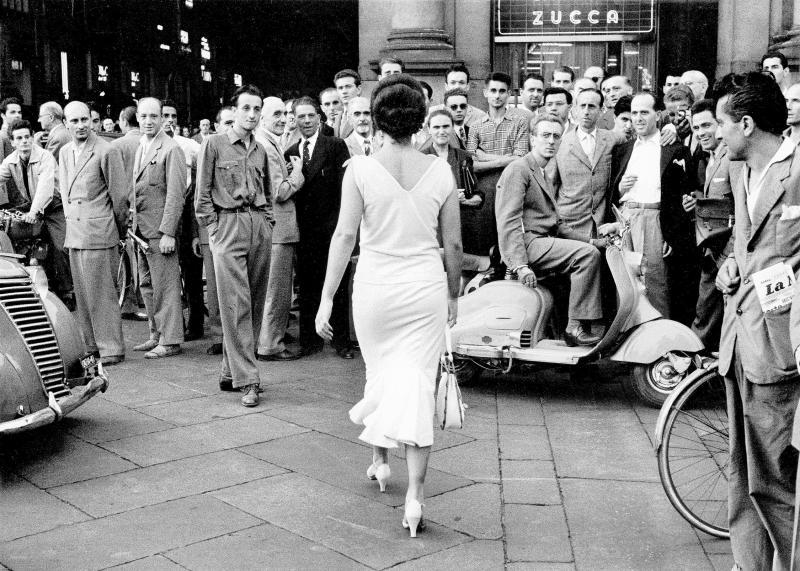 FASHION PHOTOGRAPHY – Il pARTicolare. Mario De Biasi