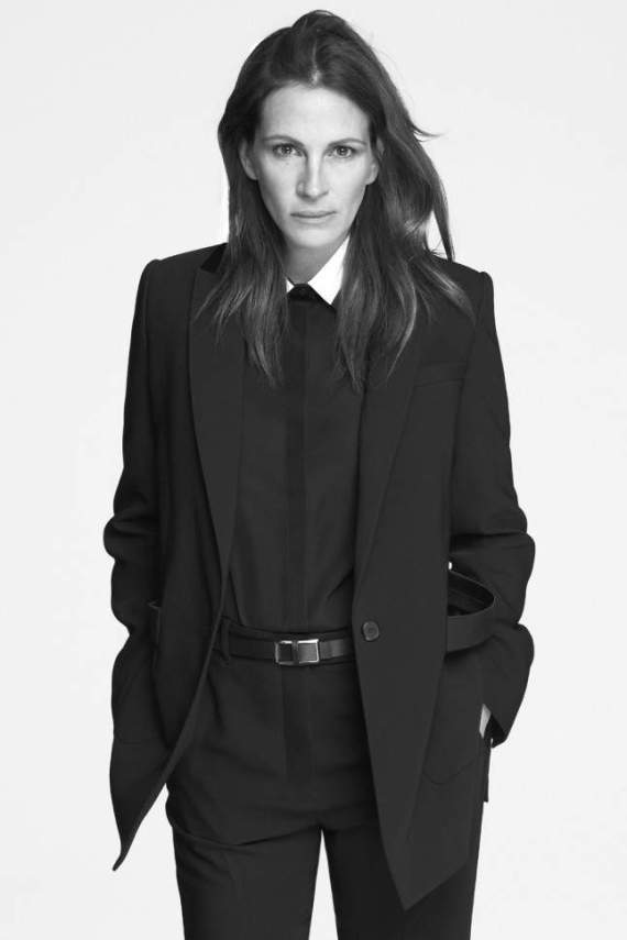 FASHION PHOTOGRAPHY – Julia Roberts per Givenchy