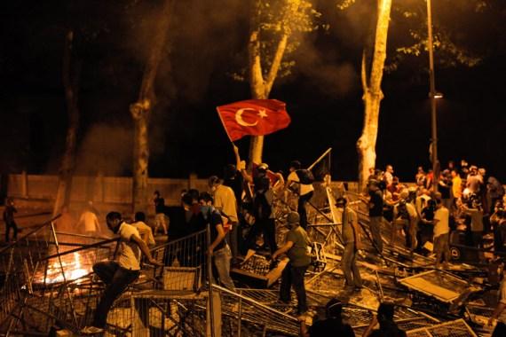 JOURNEYS – Il pARTicolare. Tre giorni di Rivoluzione. Turchia