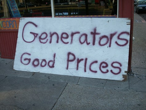 Generators Good Prices