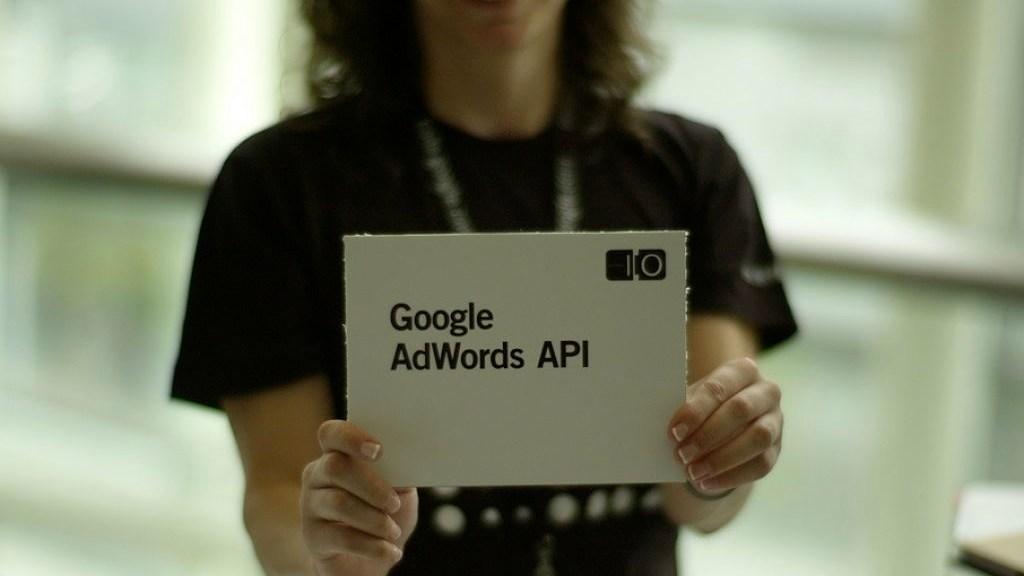 Google AdWords API
