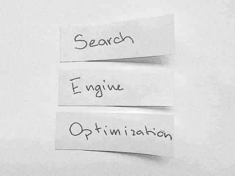 search engine optimización