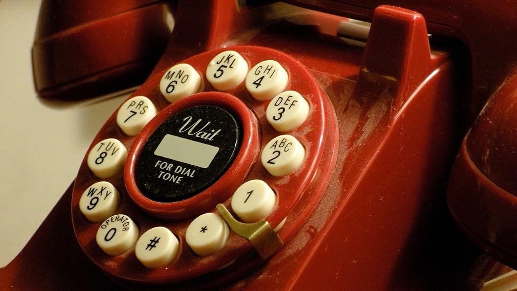 Teléfono de atención al cliente.