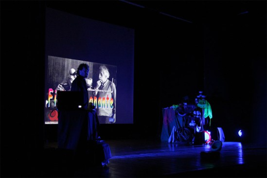 Fisica Sognante - Teatro di Marzabotto