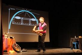 Fisica sognante Reggio E teatro a prospero 185