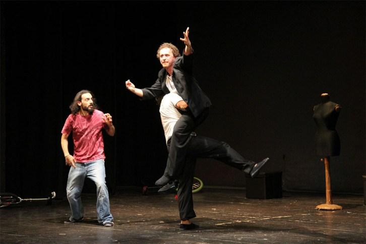 Gentlemen, teatro dehon bologna