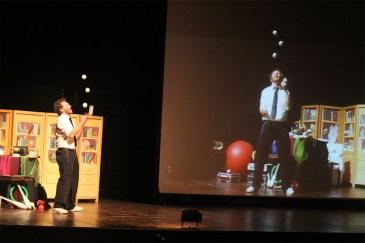 Il Giocoliere della Scienza- Torino - 29° Giovedi'Scienza - Cen