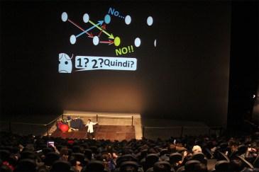 Fisica Sognante e Giocoliere della Scienza a Oltremare