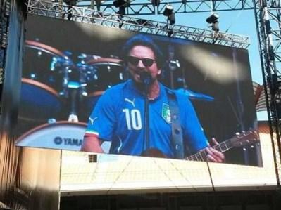 Pearl Jam S. Siro, 2014