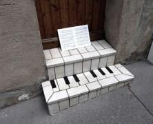 Street creativity