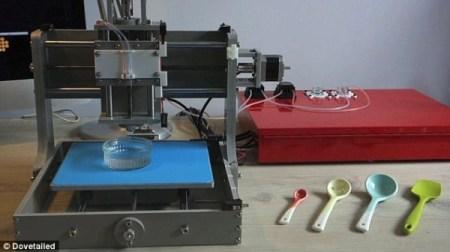 la stampante di frutta