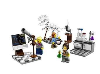 Le nuove protagoniste Lego