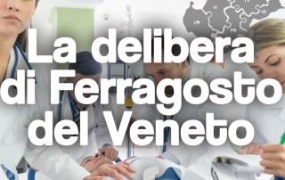 Specializzandi: la Delibera di Ferragosto del Veneto dimostra che le risorse ci sono, subito 1000 contratti aggiuntivi dalle Regioni