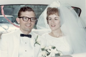 Felty/Goold Wedding 1966