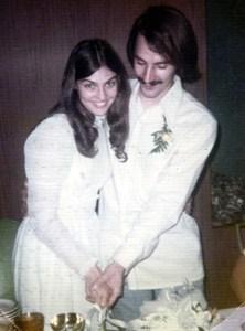 Dibble/Wolfe Wedding 1973