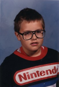 Rob 5th Grade school picture 1989
