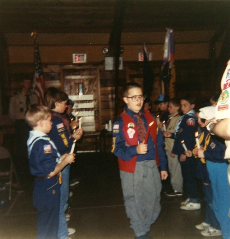 Boy Scouts 1990