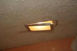 Water stains on the ceiling