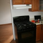 The new stove