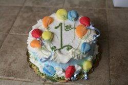 Spencer's cake