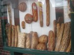 Beautiful bread display