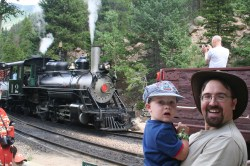Spencer and Rob take a closer look at the oil-fired steam engine
