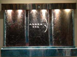 Anara Spa at the Hyatt