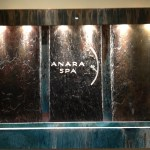 Anara Spa at the Hyatt