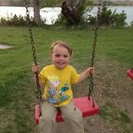 Swing! (Lake Scott Park, Kansas)