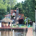 The Hoye place on Whitmore Lake