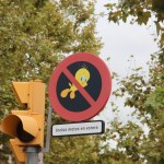 No tweety birds allowed??