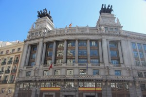 National bank of Spain
