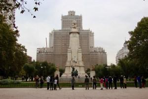 Plaza de Espanya