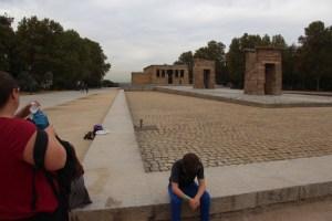 Egyptian Temple de Bebod