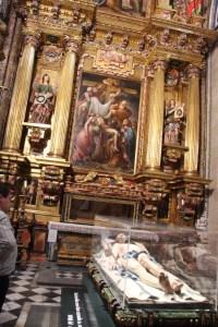 Chapel of the recumbent Christ