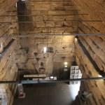 Inside view of Porta Nigra