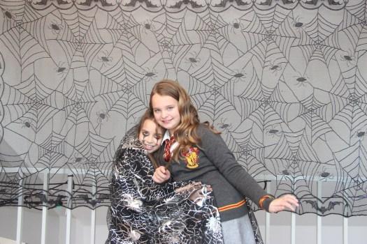 Samaya and Celia