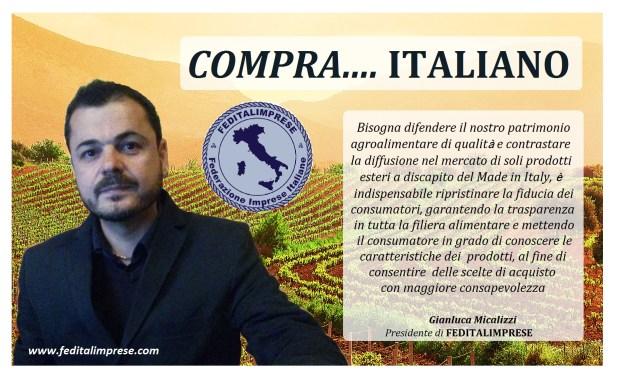 COMPRA ITALIANO FEDITALIMPRESE
