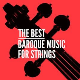 six great baroque tunes for violin and cello duet