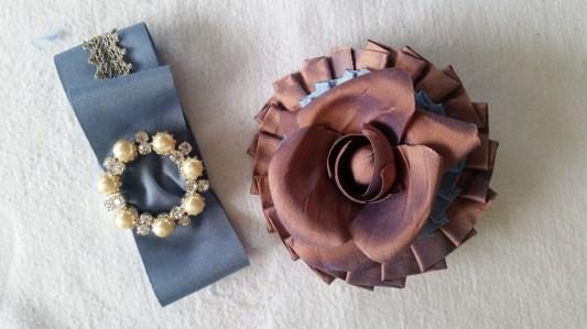 Accessoires couture par Fée au Château