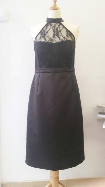 robe de cocktail par créatrice couture à Versailles