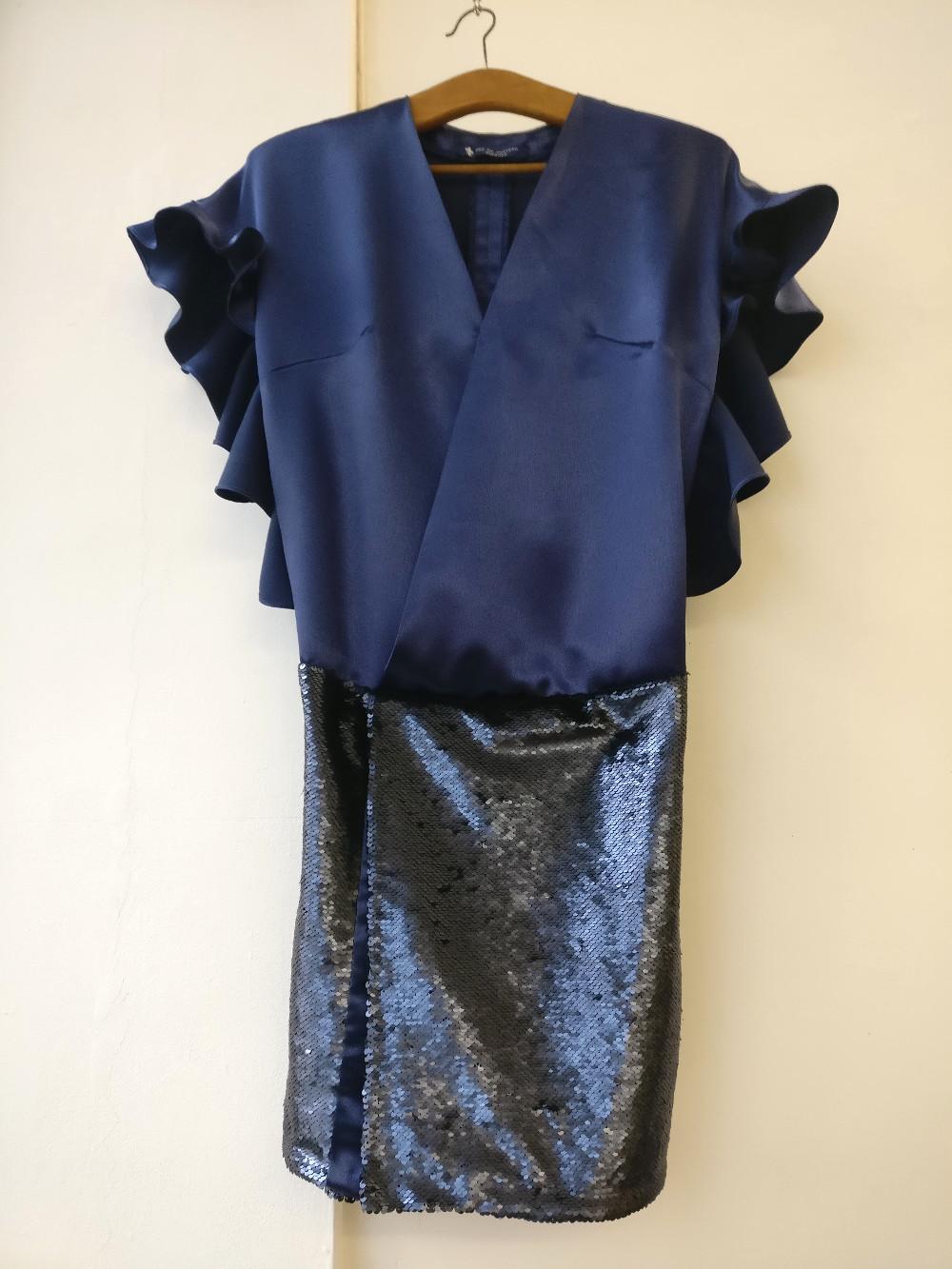 robe de soirée courte sur mesure 78 92