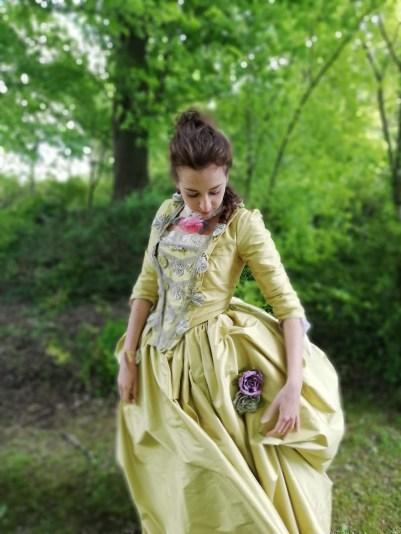 Fée au Château vos créations couture à Versailles