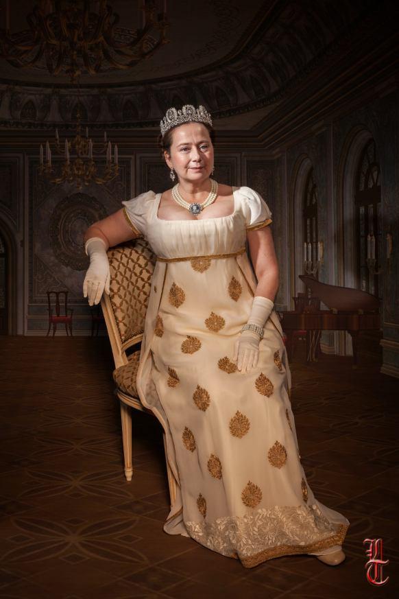 robe historique sur mesure