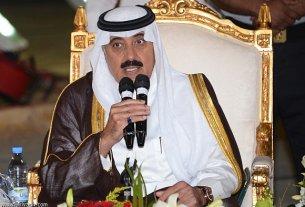 Saudi Prince Miteb bin Abdullah released