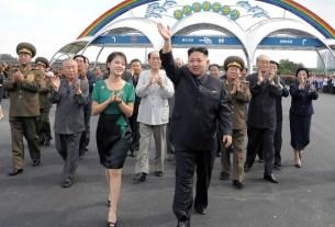 Kim Jong,उत्तर कोरिया ने किया बैलेस्टिक मिसाइल का परीक्षण