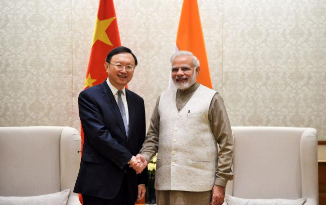 China,India,Talks,Yang Jiechi,Modi