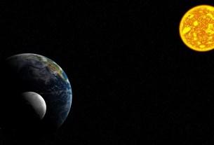 Google, Artificial Intelligence, Planet,Solar System