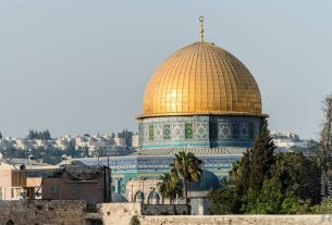 Why is Jerusalem the most controversial place in the world?