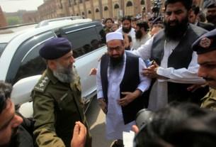 UNSC,UN,Hafeez Saeed, pakistan